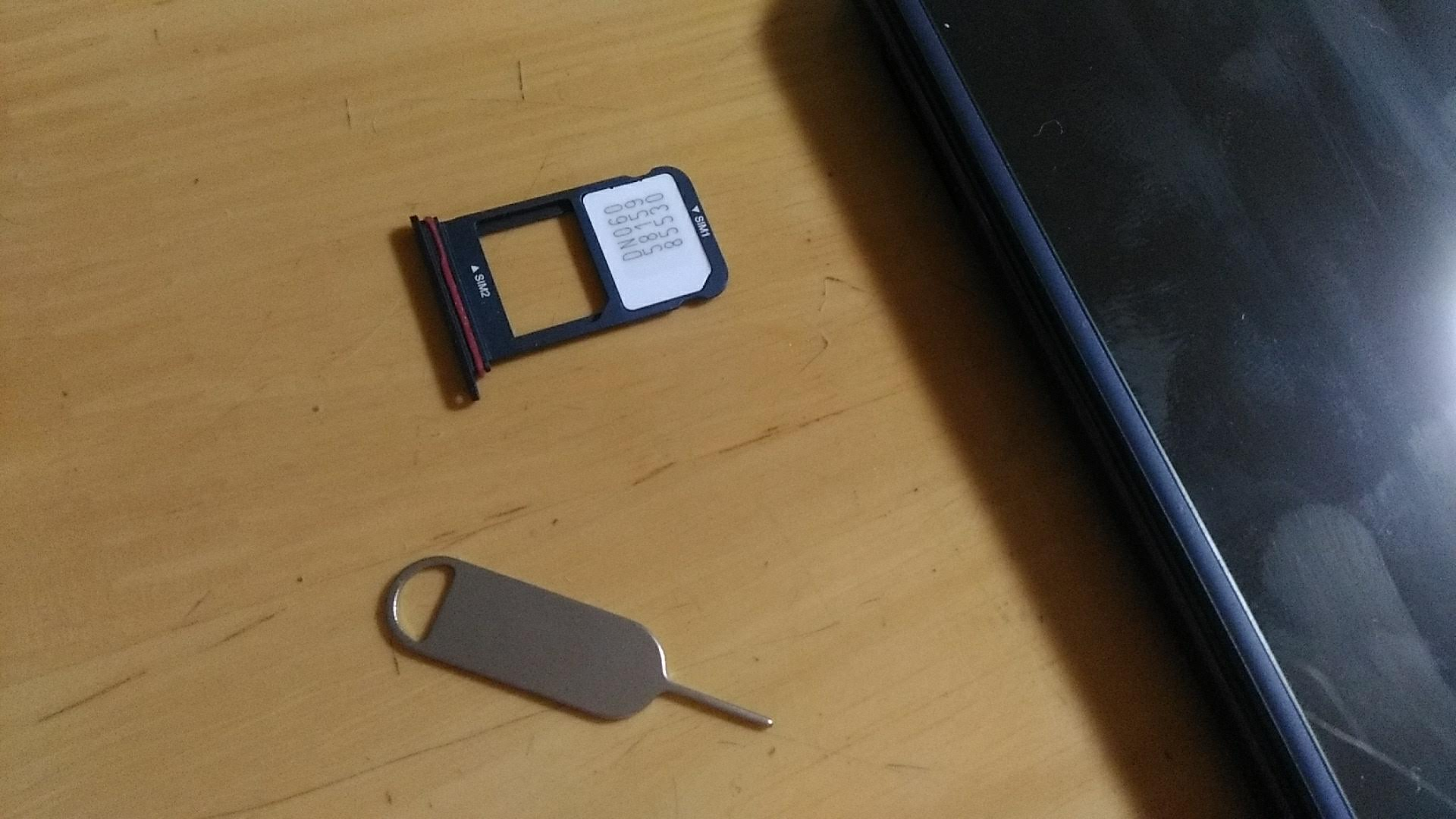 DMM mobileでSIMカードのサイズ変更をしました【不通期間についても報告】
