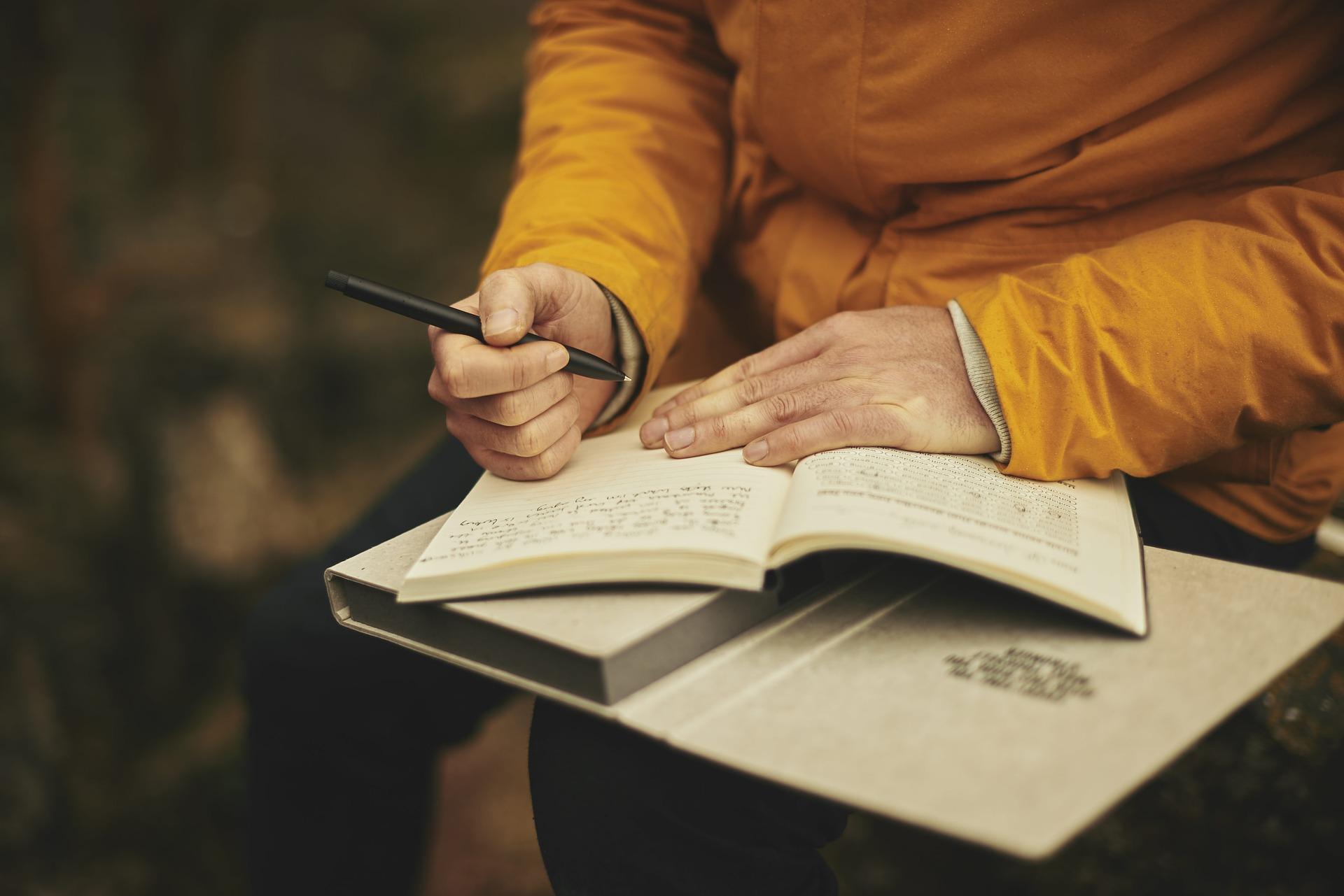 日記をつけるメリット【思考の整理・脳の負荷軽減・心が落ち着く】