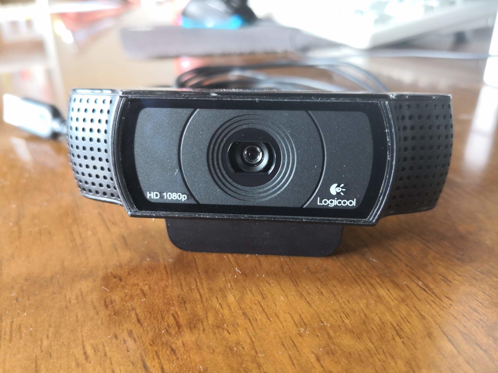 【Logicool C920rレビュー】フルHD1080p対応の高画質ウェブカメラ。PCでの動画撮影ならこれがおすすめ。