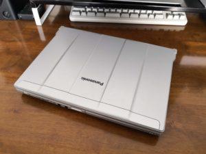 PanasonicのノートPCレッツノートCF-S10