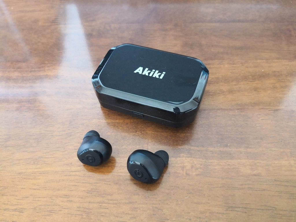 AKIKIワイヤレスイヤホンTWS-P10