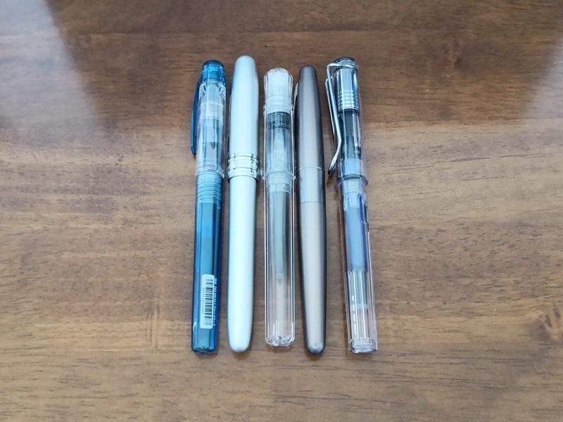 【初心者向け万年筆のおすすめ】安くて使える製品を5つピックアップ