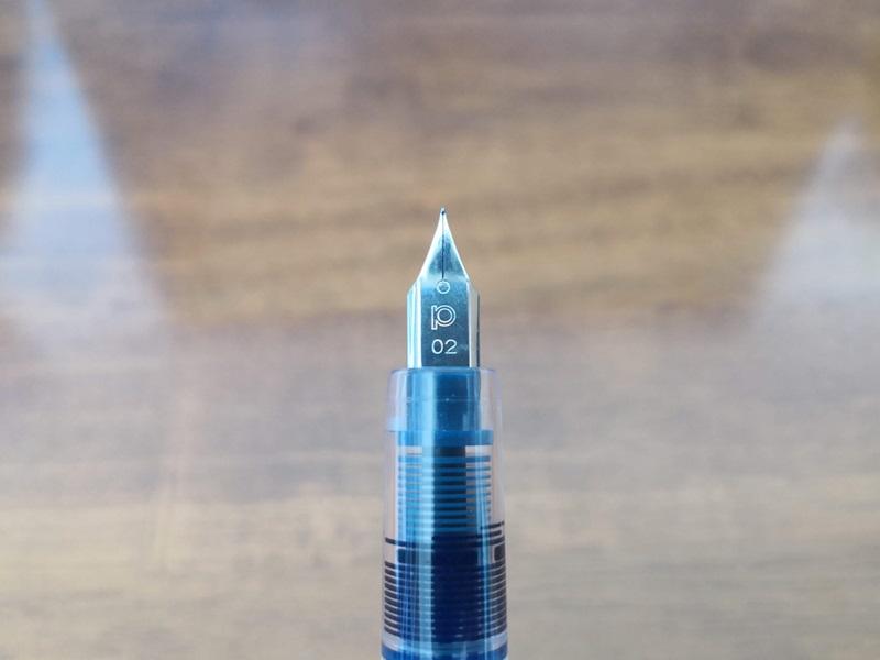 プレピーのペン先