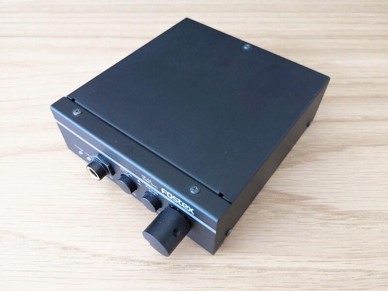 FOSTEX HP-A3のデザイン