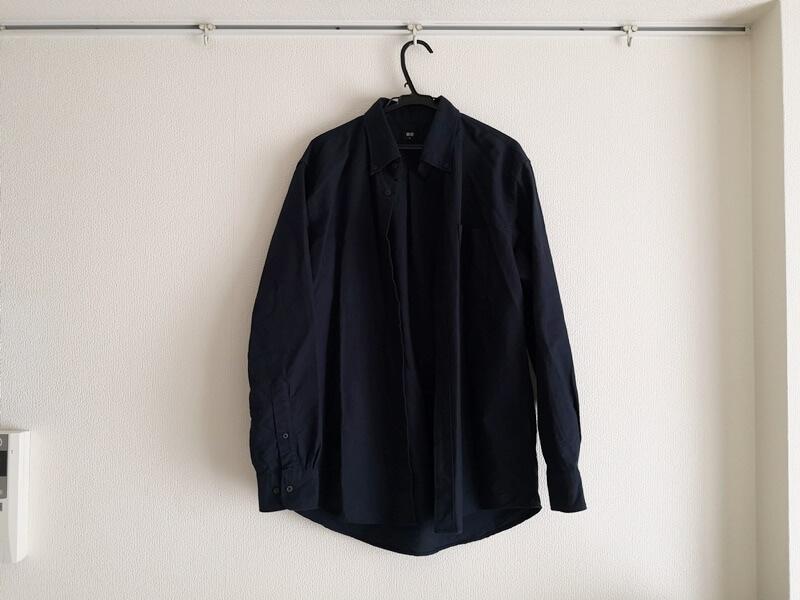 ユニクロ カジュアルシャツ