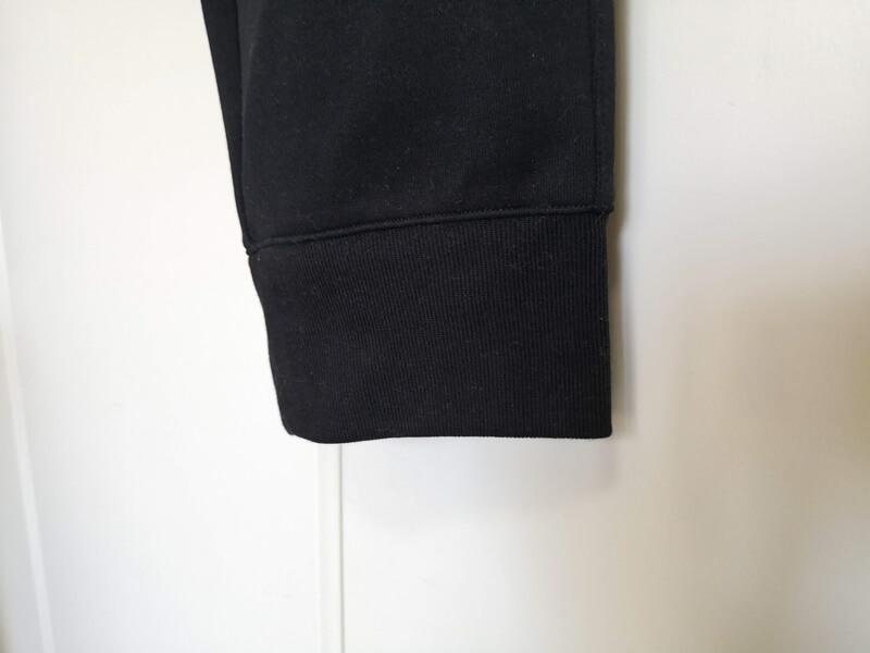 ドライストレッチスウェットパンツ 裾