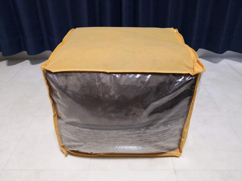 梱包ボックス 側面