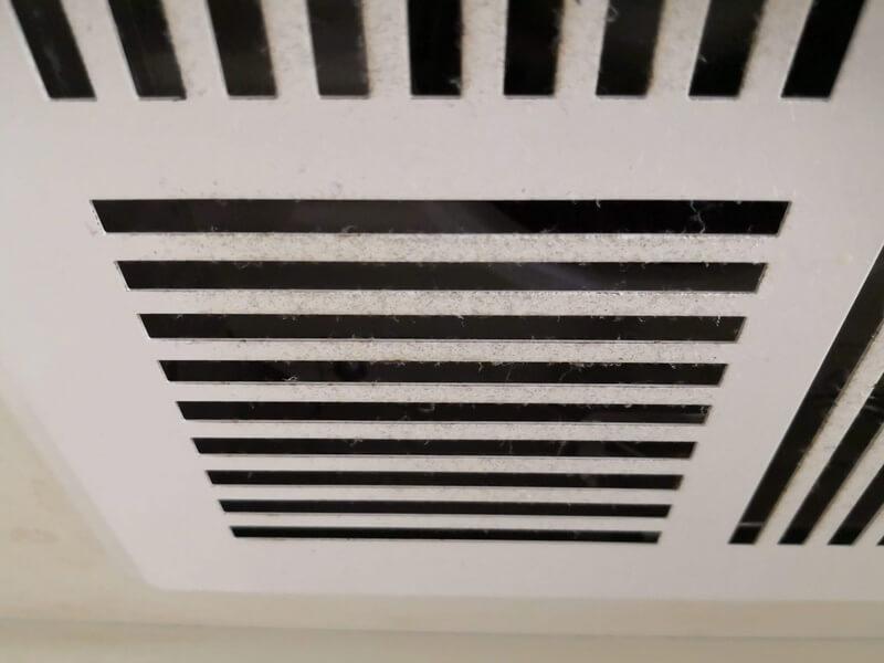 キッチン換気扇の汚れ