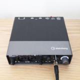 Steinberg UR22C ノートPCで使用時のノイズが消えない【未解決】